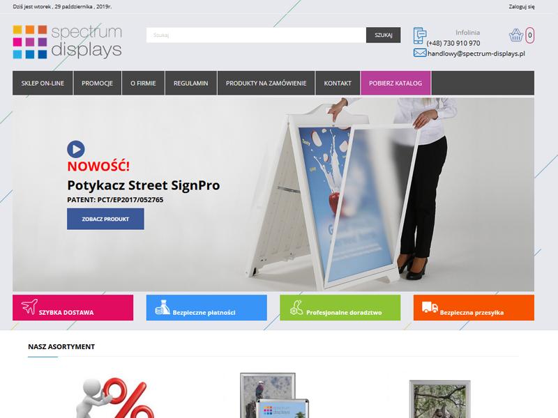 spectrum-displays.pl